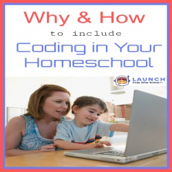 Why (and How) to Include Coding in Your Homeschool