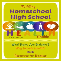 Fulfilling Homeschool High School Health Credits