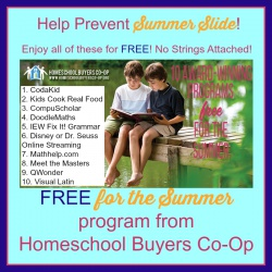 Help Prevent Summer Slide with these Programs – FREE for the Summer