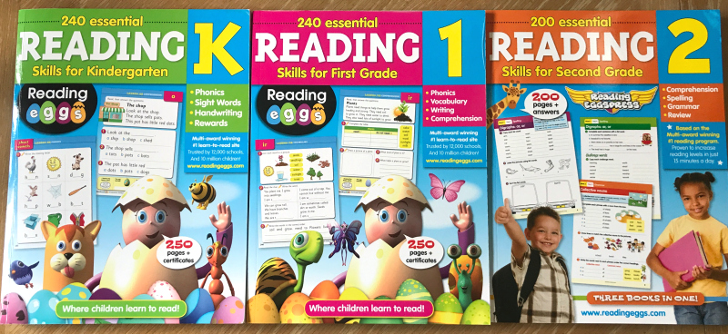 Reading Eggs Reading Skills Workbooks {Mathseeds has them too!} Reading Eggs popular learning site now has workbooks too! Workbooks to teach reading skills and workbooks from the Mathseeds portion of their site for math skills! It's a great way to help your children learn in a fluid manner both on and offline!