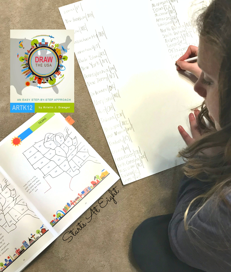 Geography doesn't have to be complicated or boring. Here are some tips to make it Simple to Implement US Geography in your homeschool. Using just a few resources you can make it fun and easy to learn US Geography.