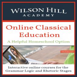Online Classical Education: A Helpful Homeschool Option