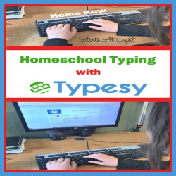 Homeschool Typing with Typesy