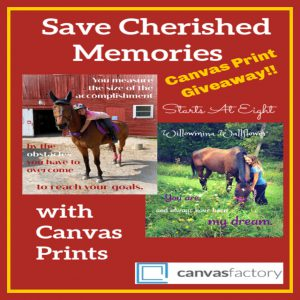 Save Cherished Memories with Canvas Prints – Giveaway