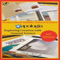 Homeschool Middle School Science – Exploring Creation with General Science