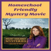 Homeschool Friendly Mystery Movie