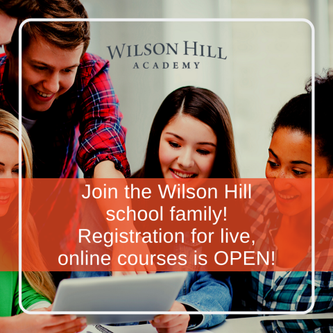 Wilson Hill Academy Registration