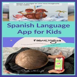Spanish Language App for Kids