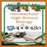 Homeschool High School Biology with Apologia
