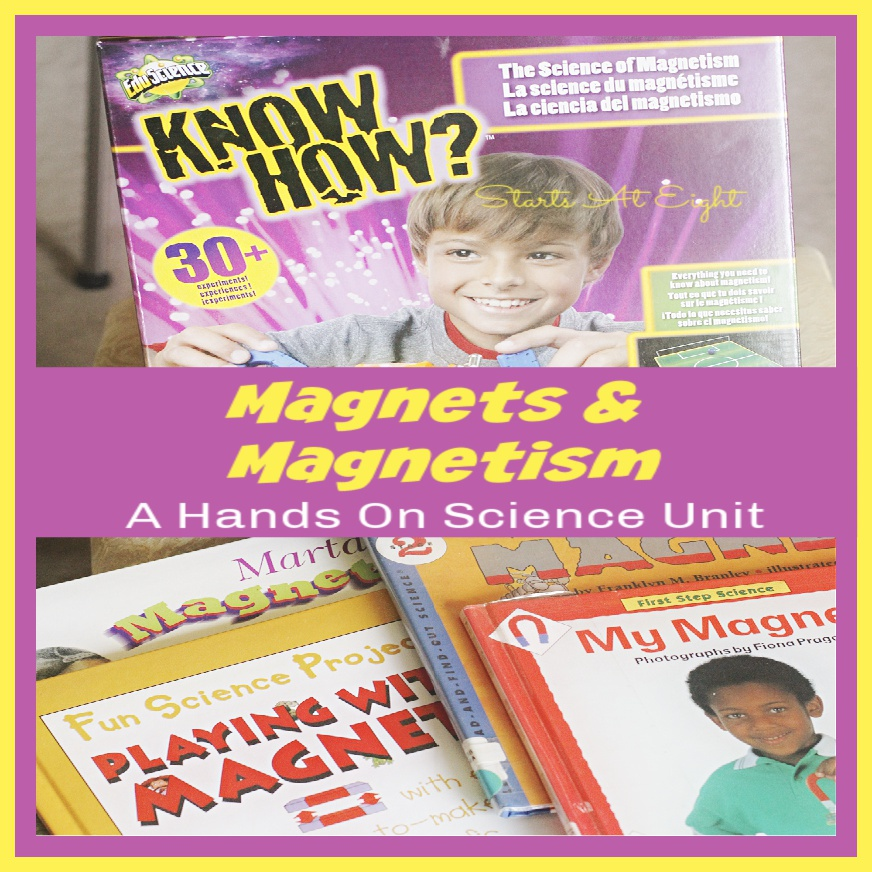Hands On Science: Magnets and Magnetism