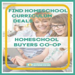 Find Homeschool Curriculum Deals at Homeschool Buyers Co-op
