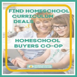 Find Homeschool Curriculum Deals at Homeschool Buyers Co-op