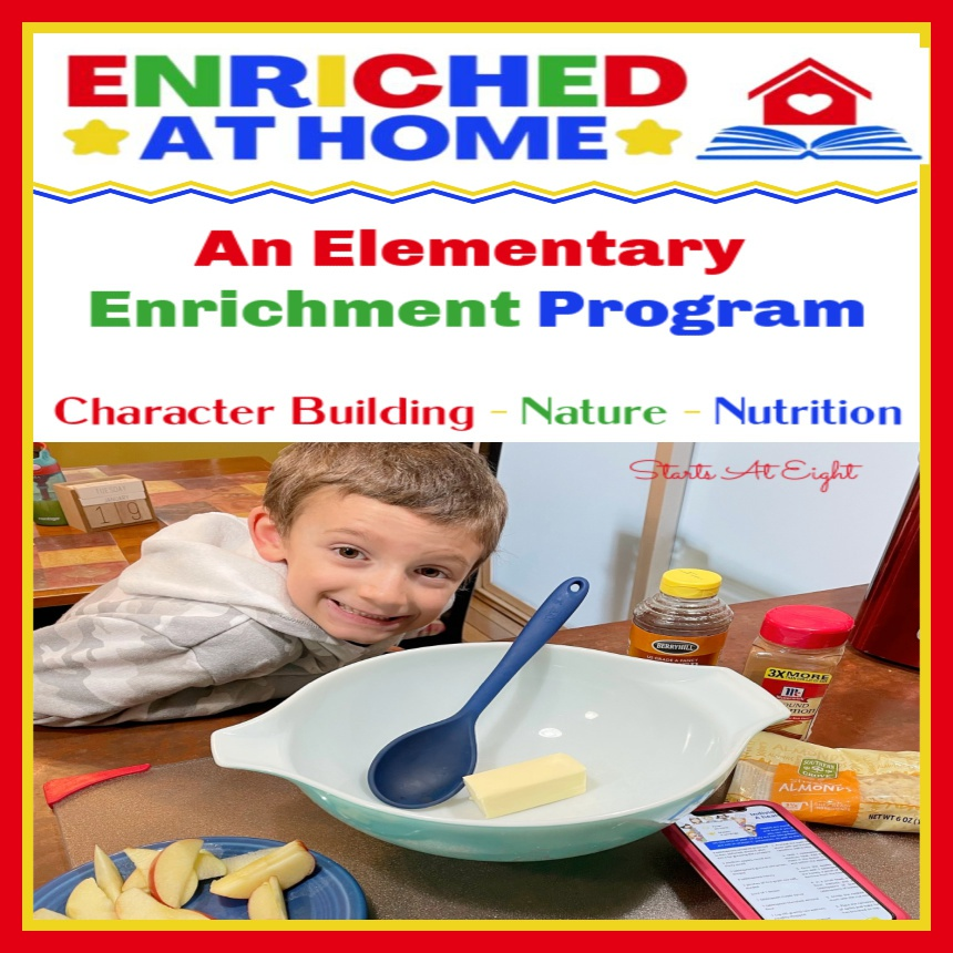 Elementary Enrichment Program – Enriched At Home