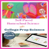 Self Paced Homeschool Science