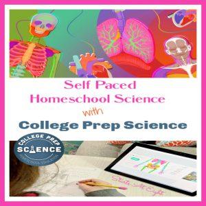 Self Paced Homeschool Science