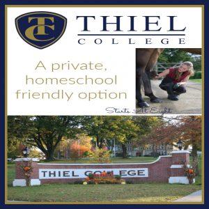 Thiel College Equestrian Studies