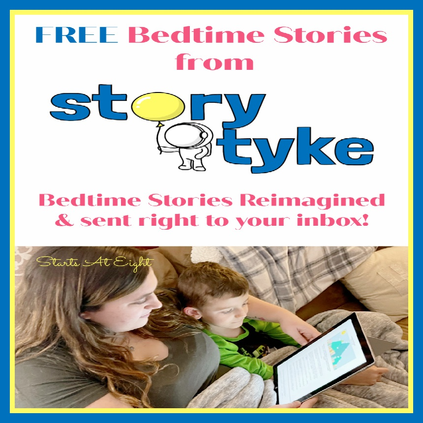 Free Bedtime Stories for Kids