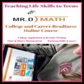 Mr. D Math College and Career Readiness