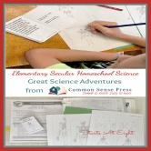 Elementary Secular Homeschool Science