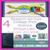 4 Reasons we Love College Prep Science Virtual Labs