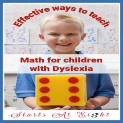 Effective Ways to Teach Math for Children with Dyslexia