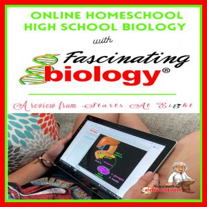 Online Homeschool High School Biology with Fascinating Education