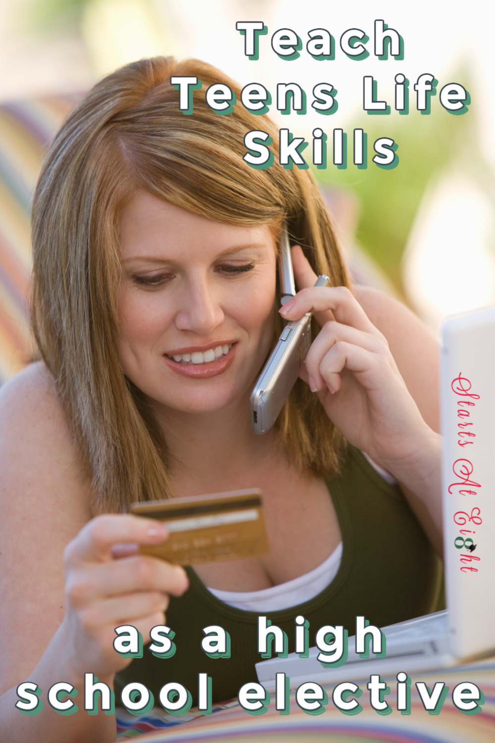 Teach Teen Life Skills such as college & career planning, financial responsibility, and travel with Voyage. An affordable life skills course for teens. A review from Starts At Eight.