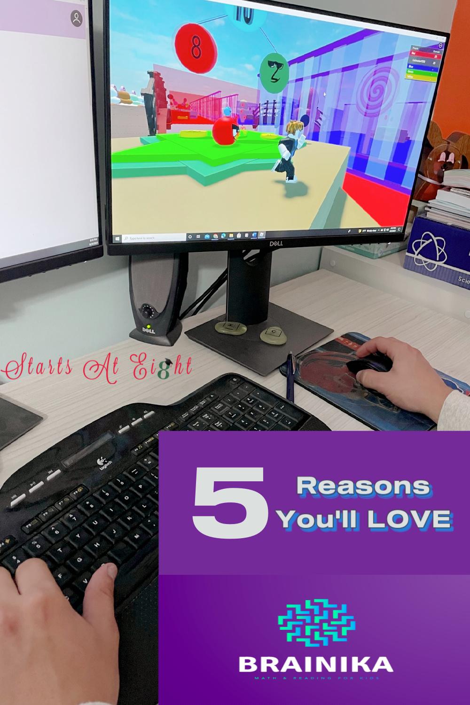 5 Reasons You'll Love BRAINIKA