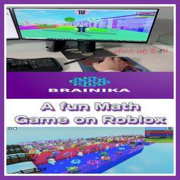 BRAINIKA A Fun Math Game on Roblox