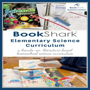 NEW! BookShark Elementary Science Curriculum
